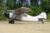 N4569E @ PAUO - 1949 Aeronca 7CCM, c/n: 7CCM-136 at Willow AK