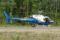 N911AA @ PAUO - 2002 Eurocopter AS 350 B3, c/n: 3611 operated by Alaskan State Trooper out of Willow AK