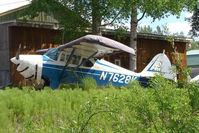 N7628K @ PAUO - 1950 Piper PA-20, c/n: 20-446 at Willow AK