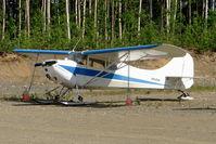 N4002E @ PAUO - 1947 Aeronca 11BC, c/n: 11BC-90 at Willow AK