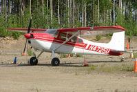 N4725U @ PAUO - 1964 Cessna 180G, c/n: 18051425 at Willow AK
