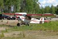 N4627Y @ PAUO - 1971 Piper PA-18-150, c/n: 18-8943 at Willow AK
