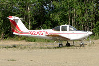 N2457A @ PAUO - 1978 Piper PA-38-112, c/n: 38-78A0699 at Willow AK - by Terry Fletcher