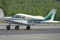 N9784K @ PAWS - Piper PA-28-181, c/n: 28-7890179 at Wasilla AK