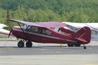 N83317 @ PAWS - 1946 Aeronca 7AC, c/n: 7AC-1982 at Wasilla