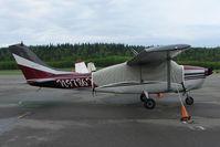 N9786X @ SXQ - 1962 Cessna 210C, c/n: 21058086 at Soldotna