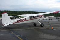 N180DF @ PASX - Cessna 180, c/n: 31892 at Soldotna