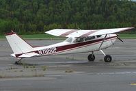 N786DP @ PASX - 1964 Cessna 172F, c/n: 17251866 at Soldotna