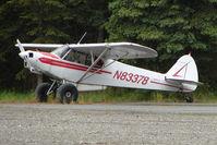 N3884Z @ PASX - 1961 Piper PA-18-150, c/n: 18-7699 at Soldotna