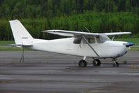 N7023E @ PASX - 1960 Cessna 175A, c/n: 56523 at Soldotna