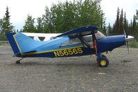 N5656S @ PASX - 1984 Maule M-7-235, c/n: 4006C at Soldotna