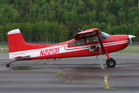N22131 @ PASX - 1976 Cessna A185F, c/n: 18503074 at Soldotna