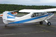 N4745E @ PASX - 1951 Aeronca 7EC, c/n: 7EC-92 at Soldotna