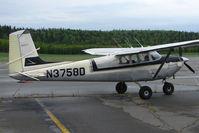 N3758D @ PASX - 1957 Cessna 182A, c/n: 34458 at Soldotna