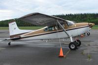 N9939N @ PASX - 1975 Cessna 180J, c/n: 18052594 at Soldotna