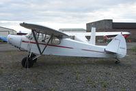 N2361A @ PASX - Piper PA-18, c/n: 18-1906 at Soldotna