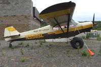 N3599Z @ PASX - 1960 Piper PA-18-150, c/n: 18-7393 at Soldotna
