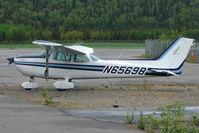N65698 @ PASX - 1982 Cessna 172P, c/n: 17275822 at Soldotna