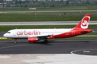 D-ALTD @ EDDL - Air Berlin, Airbus A320-214, CN: 1493 - by Air-Micha