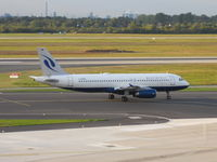 D-ANNB @ EDDL - Blue Wings, Airbus A320-232, CN: 1240 - by Air-Micha