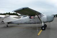 N2558D @ LHD - 1952 Cessna 170B, c/n: 20710 at Lake Hood