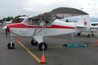 N948A @ LHD - 1951 Piper PA-22, c/n: 22-259 at Lake Hood