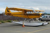 N1078A @ LHD - 1957 Piper PA-18-135, c/n: 18-662 at Lake Hood