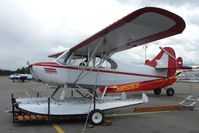 N1582E @ LHD - 1946 Aeronca 7AC, c/n: 7AC-5146 at Lake Hood