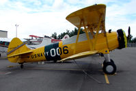 N54560 @ LHD - 1941 Boeing A75N1(PT17), c/n: 75-996 at Lake Hood