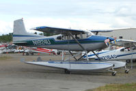 N1924U @ LHD - 1969 Cessna A185E, c/n: 18501601 at Lake Hood