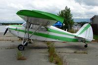 N7481K @ LHD - 1950 Piper PA-20-135, c/n: 20-396 at Lake Hood