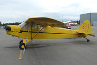N38262 @ LHD - 1941 Piper J3L-65, c/n: 6887 at Lake Hood