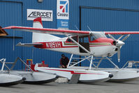 N185VH @ LHD - 1976 Cessna A185F, c/n: 18502987