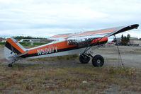 N5907Y @ LHD - 1966 Piper PA-18-150, c/n: 18-8414 at Lake Hood