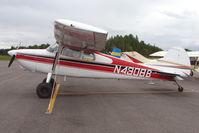 N4308B @ LHD - 1955 Cessna 170B, c/n: 26652 at Lake Hood