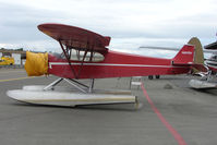 N6618H @ LHD - 1946 Piper J3C-65, c/n: 19810 at Lake Hood