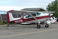 N9048M @ LHD - 1970 Cessna 180H, c/n: 18052148 at Lake Hood