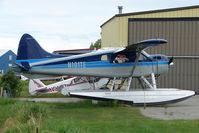 N101TE @ LHD - 1988 Dehavilland/st Cloud Avn Inc DHC-2 MK 1, c/n: 2000SC at Lake Hood
