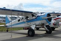 N76SU @ LHD - 1953 Dehavilland DHC-2, c/n: 483 at Lake Hood