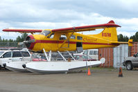 N157AK @ LHD - 1965 Dehavilland BEAVER DHC-2, c/n: 1601 at Lake Hood