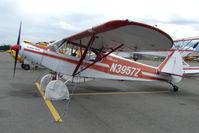 N3957Z @ LHD - 1962 Piper PA-18-150, c/n: 18-7818 at Lake Hood