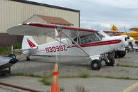 N3098Z @ LHD - 1959 Piper PA-18-150, c/n: 18-7169 at Lake Hood