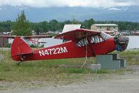 N4722M @ LHD - 1947 Piper PA-11, c/n: 11-231 at Lake hood