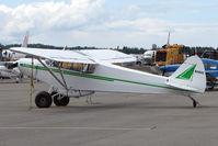 N2464S @ LHD - 1979 Piper PA-18-150, c/n: 18-7909150 at Lake Hood