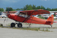 N4604M @ LHD - 1947 Piper PA-11, c/n: 11-108 at Lake Hood