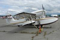 N199T @ LHD - 1941 Grumman G-44, c/n: 1213 at Lake Hood