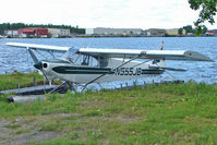 N555JB @ LHD - 1959 Piper PA-18-150, c/n: 18-7102 at Lake Hood