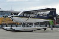 N8579V @ LHD - 1974 Bellanca 7GCBC, c/n: 797-75 at Lake Hood