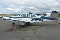 N7956M @ LHD - 1968 Beech V35A, c/n: D-8823 at Lake Hood
