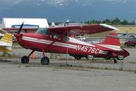 N4576C @ LHD - 1953 Cessna 170B, c/n: 25520 at Lake Hood
